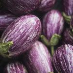 Плод долголетия баклажан