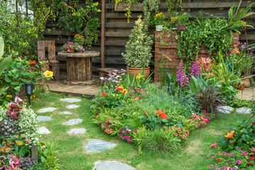 Секреты цветущего сада