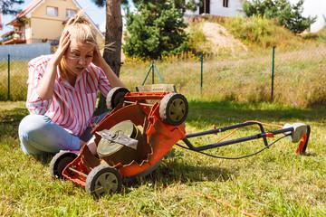 5 моделей садовой техники, с которыми легко справляются женщины