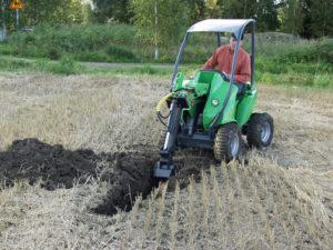 Выбираем тракторную садовую технику