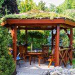 Идеи беседок в саду: как сделать свою беседку